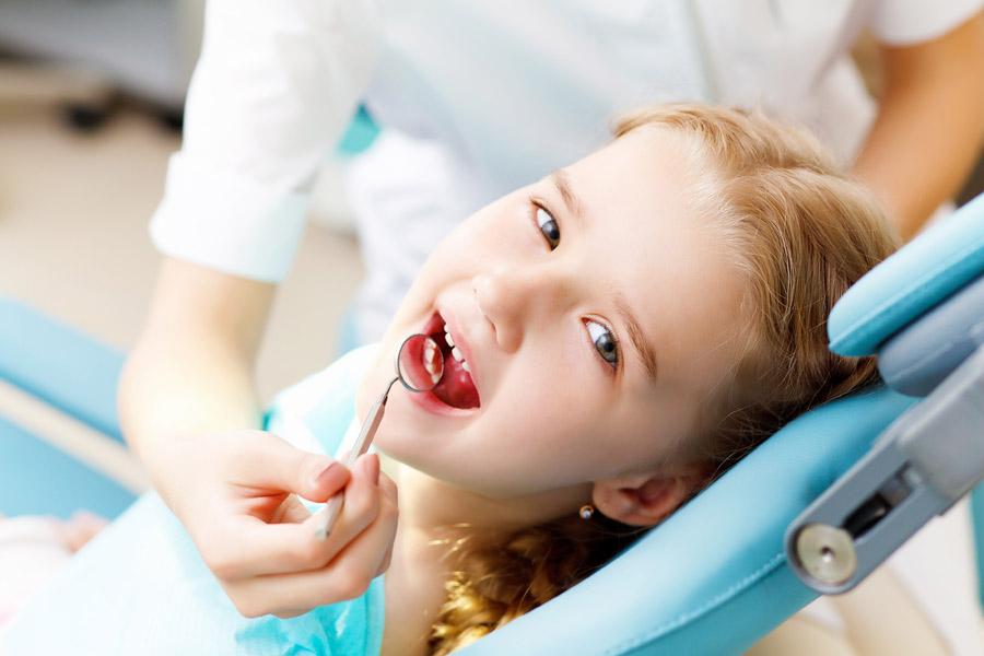 Odonto-pediatria